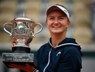 'At the end of her life, I had to be there': Krejcikova in debt t ..