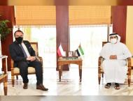 Abu Dhabi Chamber discusses boosting cooperation with Polish entr ..