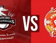 Today PSL 6 Match 20 Islamabad United Vs. Lahore Qalandars 13 Jun ..
