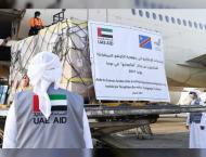 UAE sends 51 metric tonnes of urgent relief supplies to Democrati ..