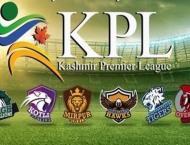 Kashmir Premier League to announce diamond category of players  ..