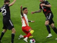 France defender Hernandez out to curb Bayern team-mate Mueller