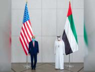 UAE, US Climate Envoys meet to build momentum on climate action a ..