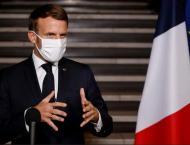Macron to dine with Merkel in Berlin on Friday