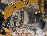 Death Toll in Hubei Gas Explosion Climbs to 25 - Authorities