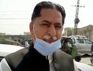 Pb govt moves Lahore High Court for bail cancellation of MNA Jave ..