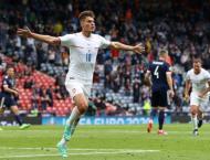 'Genius' Schick ruins Scotland's return to Euro stage