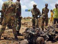15 dead in suicide bombing at Somalia army camp: officer