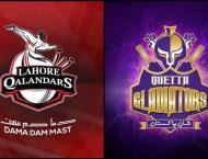 Today PSL 6 Match 23 Lahore Qalandars Vs. Quetta Gladiators 15 Ju ..