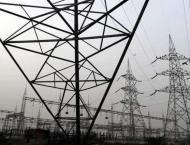 Power suspension schedule for Wednesday