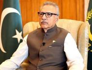 President expresses condolence with victims' family of Canada ter ..