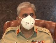 COAS expresses satisfaction over  stabilization operations' progr ..