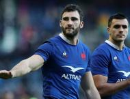 France captain Ollivon out for six months