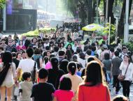 Singapore's population grows 1.1 pct per year in 2010-2020