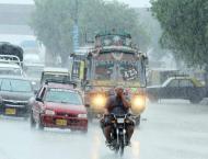 Karachi to experience heavy rain from tomorrow:MET