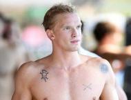 Pop star turned swimmer Simpson misses qualifying for Olympics