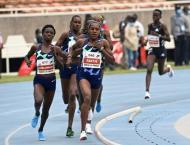 Kasait ends Obiri's two-year win streak at Kenyan Olympic trials ..
