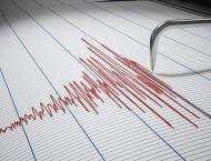 Earthquake with 4.4 intensity jolts Capital: Met office