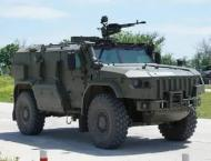 Serial Deliveries of Typhoon Armored Vehicles to Russian Military ..
