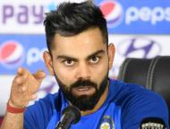 India's Kohli says Test final against New Zealand cannot decide w ..