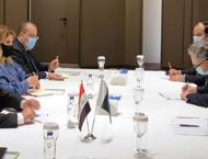 Qureshi meets Iraqi FM; stresses liberalizing visa regime for Pak ..