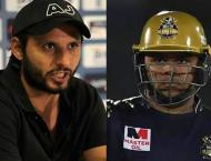 Shahid Afridi advises Azam Khan to show his real talent to the wo ..