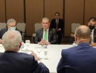 FM reiterates Pakistan's unwavering support for Palestinian cau ..