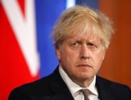 Johnson says nation's health not Euro final is priority