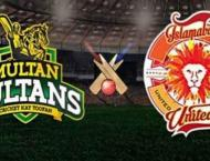 Today PSL 6 Qualifier Match Islamabad United Vs. Multan Sultans 2 ..