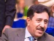AJK law maker Chughtai laid to rest in Rawalakot