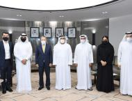 Mattar Al Tayer receives International Olympic Committee Vice Pre ..