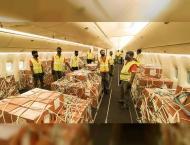 Etihad Cargo and EFL Global successfully deliver vital antiretrov ..