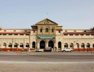 Railways retrieves its residential quarters in Kotri