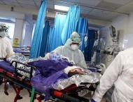COVID-19 claims 10 more patients, infects 604 others