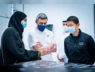 Abdullah bin Zayed participates in Emirati Genome Programme
