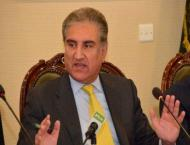 Qureshi, Meher discuss Sindh's political situation
