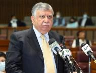 Tarin assures NA body to remove anomalies in Budget 2021-22