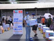 Over 600,000 meals distributed in Kazakhstan, Tajikistan and Kyrg ..
