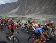 Tour de Khunjerab Int'l Cycling Race postponed