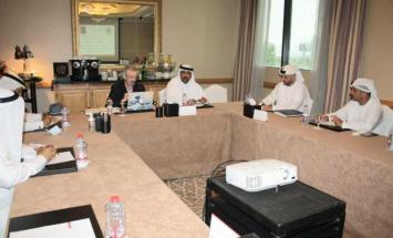 الرزوقي يستعرض استعدادات دبي لاستضافة ..