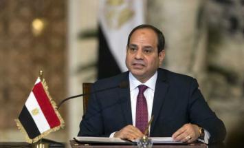 الرئيس المصري يستقبل وزراء ومسؤولي الإعلام ..