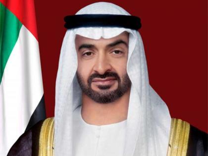 Mohamed bin Zayed, Libyan Chairman of Presidential Council discuss bilateral relations, development of political process in Libya