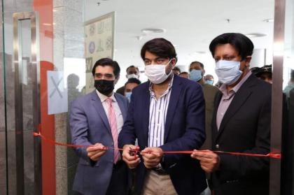 Covid-19 Vaccination Center set up at Arfa Software Technology Park for tenants and PITB employees