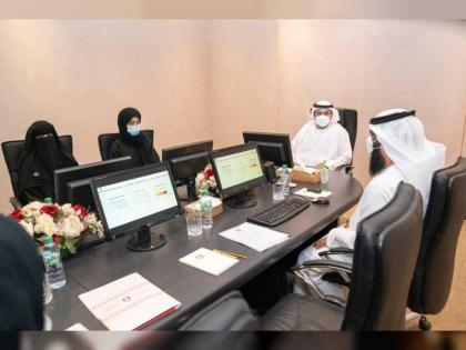 Fujairah Crown Prince briefed about plans, projects of Fujairah GIS Centre