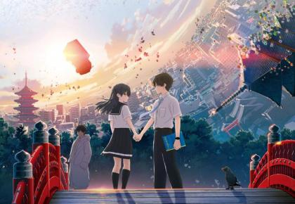 """Japanese animation """"Hello World"""" tops Chinese box office"""