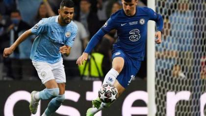 Mahrez strikes as African champions Algeria create record