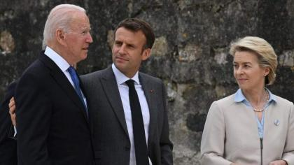 G7 Leaders Agree to New Global Infrastructure Plan to Counter China - White House