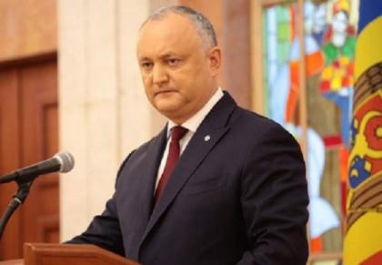 Moldova's Ex-President Calls Russia Sincerest Friend, Most Reliable Strategic Partner