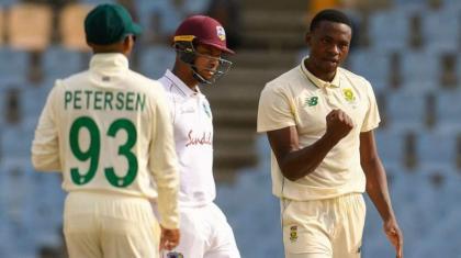 Cricket: West Indies v South Africa 1st Test scoreboard