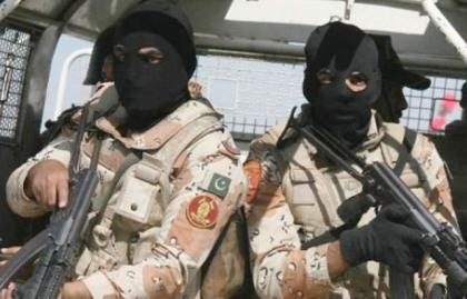 Rangers, ANF foil smuggling bid of narcotics